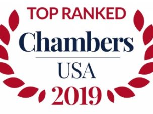2019 Chambers Top Ranked